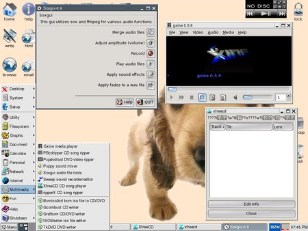 Puppy Multimedia Tools