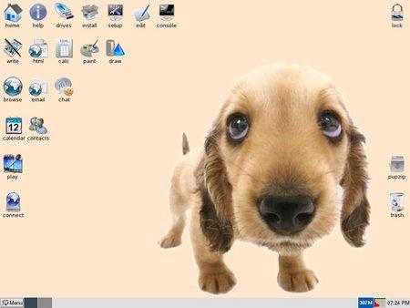 Puppy Main Screen