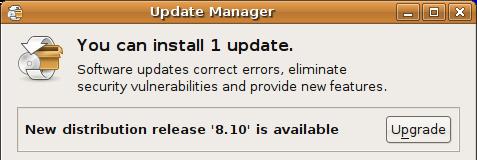 обновление Ubuntu Desktop