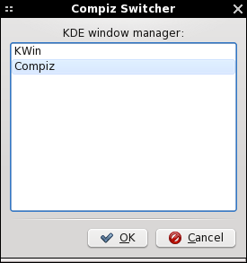 Compiz в KDE