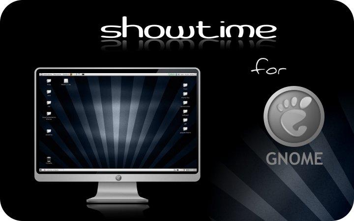 темы для Ubuntu - Showtime