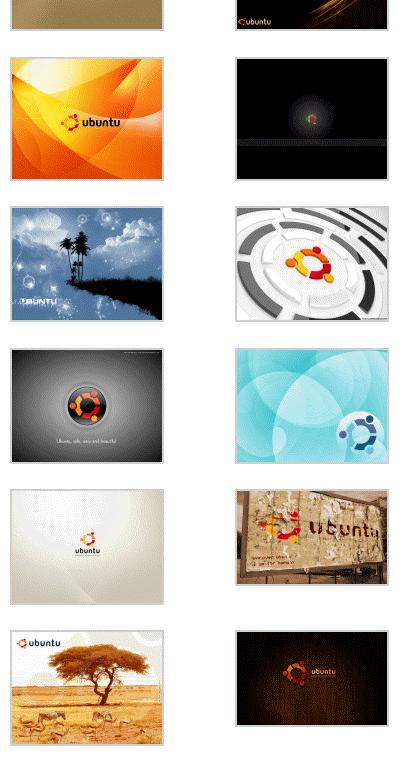 красивые обои для Ubuntu