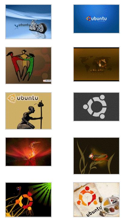 Обои для Ubuntu