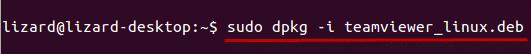 Устанавливаем Temviewer в Ubuntu