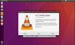 Установка VLC media-плеера в Ubuntu